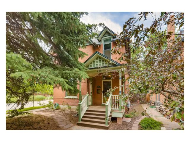 3395 W Hayward Place, Denver, CO 80211 (MLS #4604278) :: 8z Real Estate