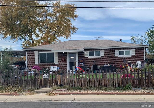 9071 Clarkson Street, Thornton, CO 80229 (#4604450) :: The HomeSmiths Team - Keller Williams