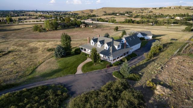 1167 Valley Road, Littleton, CO 80124 (#4604798) :: The Peak Properties Group