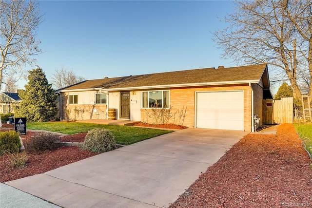 2248 S Patton Court, Denver, CO 80219 (MLS #4604890) :: The Sam Biller Home Team