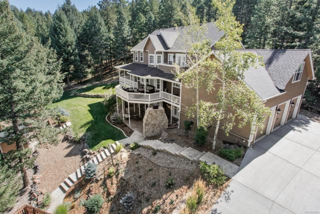 6024 Meadow Drive, Morrison, CO 80465 (#4605185) :: Bring Home Denver