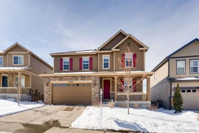 22408 E Bellewood Drive, Centennial, CO 80015 (#4605395) :: Wisdom Real Estate