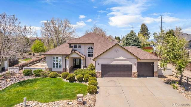 975 Alkire Street, Golden, CO 80401 (#4605626) :: Mile High Luxury Real Estate