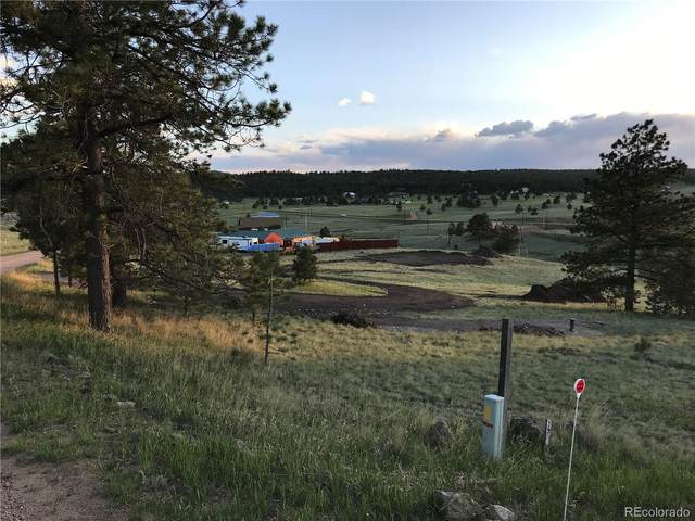 186 Empire Road, Florissant, CO 80816 (#4606227) :: Chateaux Realty Group
