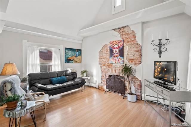 1321 Columbine Street #3, Denver, CO 80206 (#4606281) :: Wisdom Real Estate