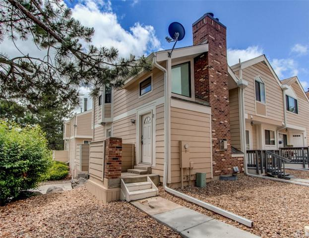 6875 W 84th Way #7, Arvada, CO 80003 (#4606568) :: The Heyl Group at Keller Williams