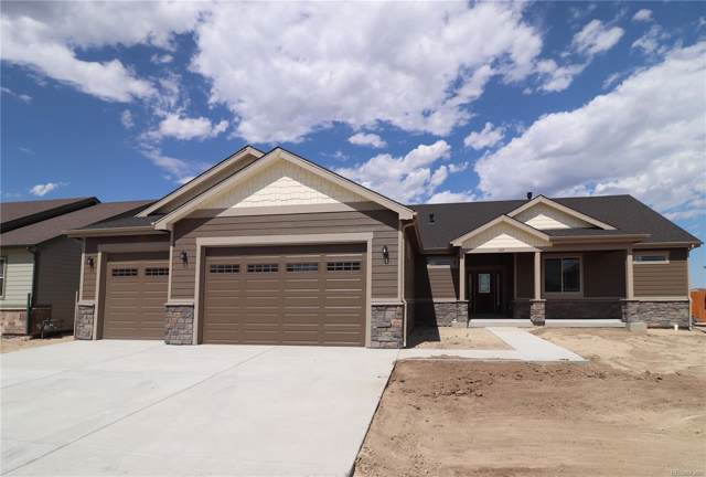 107 11th Avenue, Wiggins, CO 80654 (MLS #4606923) :: Keller Williams Realty