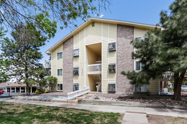 12470 E Cornell Avenue #103, Aurora, CO 80014 (#4606927) :: The HomeSmiths Team - Keller Williams