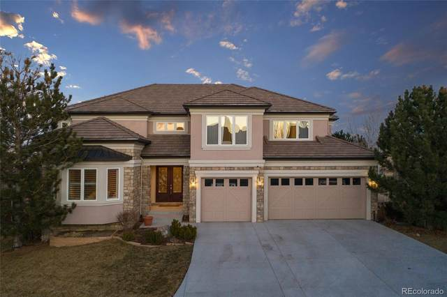 6926 S Odessa Street, Centennial, CO 80016 (#4607020) :: Realty ONE Group Five Star