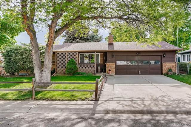595 S Bermont Drive, Lafayette, CO 80026 (#4607611) :: The DeGrood Team