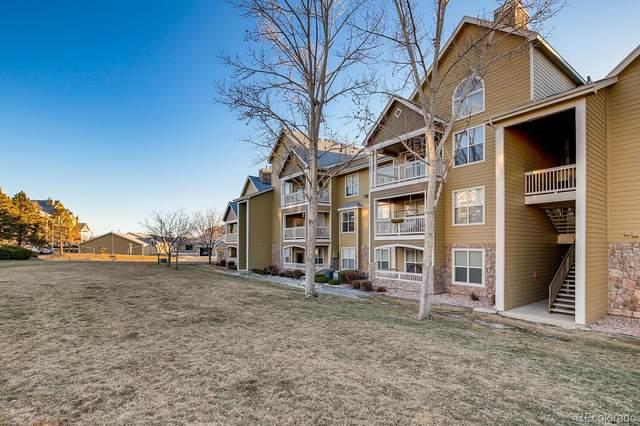 6021 Castlegate Drive W E37, Castle Rock, CO 80108 (#4607741) :: iHomes Colorado