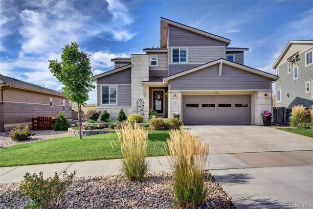 9353 Pike Way, Arvada, CO 80007 (#4608400) :: The Dixon Group