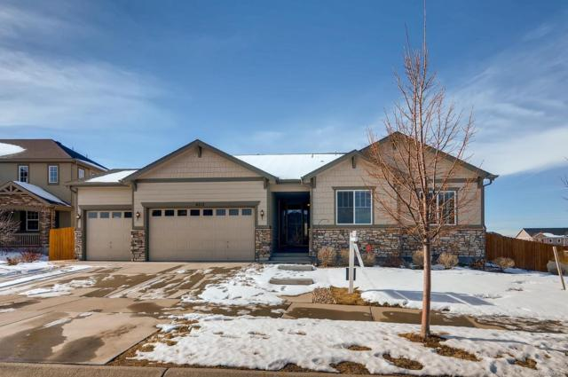 6215 S Ider Way, Aurora, CO 80016 (#4608472) :: James Crocker Team