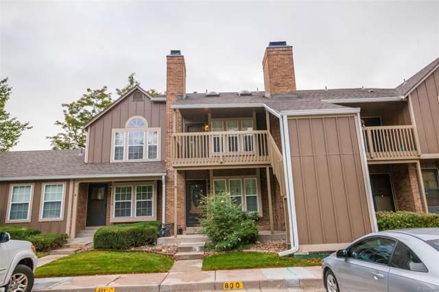 9680 W Chatfield Avenue C, Littleton, CO 80128 (#4608481) :: The HomeSmiths Team - Keller Williams