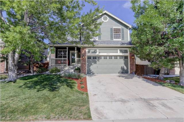8965 Miners Place, Highlands Ranch, CO 80126 (MLS #4608531) :: Keller Williams Realty