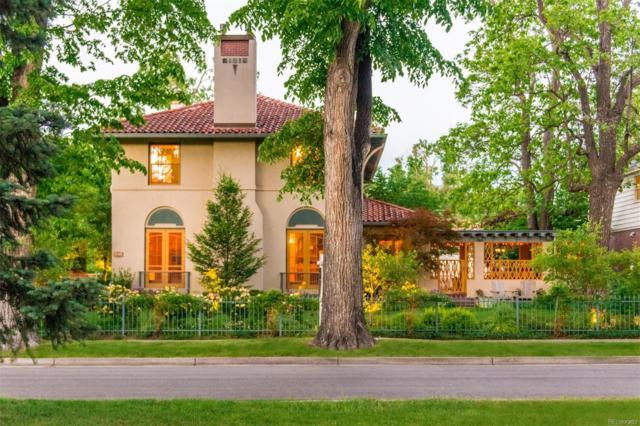 160 N Downing Street, Denver, CO 80218 (#4608735) :: Wisdom Real Estate