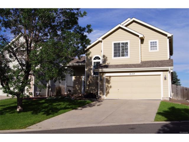 16169 Peregrine Drive, Parker, CO 80134 (MLS #4608807) :: 8z Real Estate