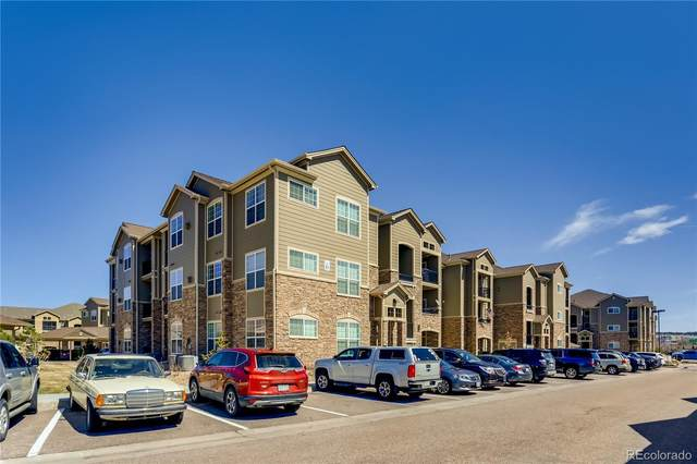 17353 Wilde Avenue #303, Parker, CO 80134 (#4608993) :: Bring Home Denver with Keller Williams Downtown Realty LLC