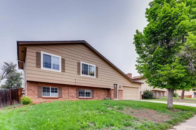 1819 S Ouray Street, Aurora, CO 80017 (#4609042) :: Briggs American Properties