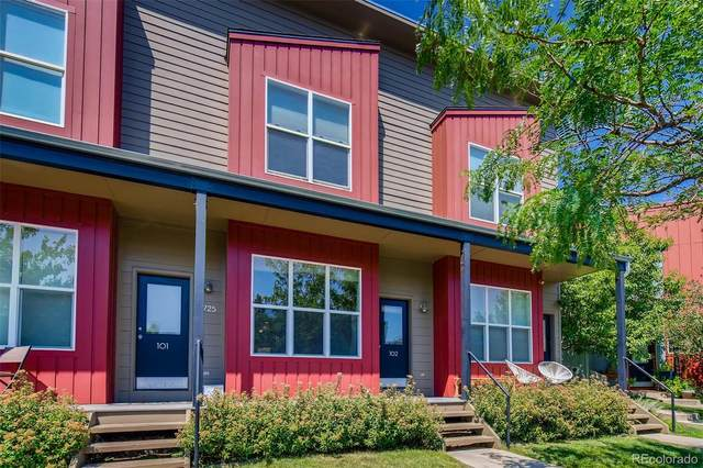 4725 16th Street #102, Boulder, CO 80304 (#4609262) :: Own-Sweethome Team