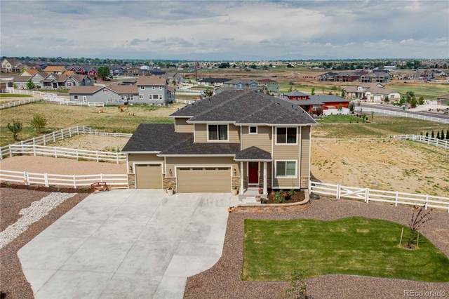 12641 Verbena Street, Thornton, CO 80602 (#4609949) :: Bring Home Denver with Keller Williams Downtown Realty LLC