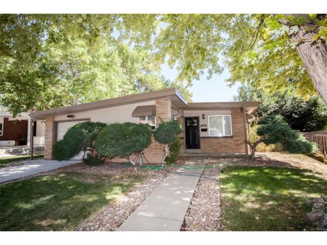 6070 Cody Street, Arvada, CO 80004 (#4610079) :: The Griffith Home Team