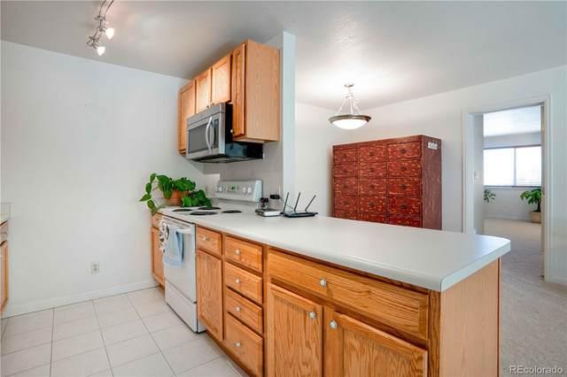 13083 W Cedar Drive #130, Lakewood, CO 80228 (#4610117) :: My Home Team