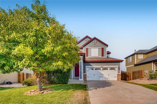 11829 Snowshoe Drive, Parker, CO 80138 (#4610215) :: The DeGrood Team