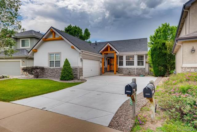 10618 W Cornell Place, Lakewood, CO 80227 (#4610527) :: The Brokerage Group