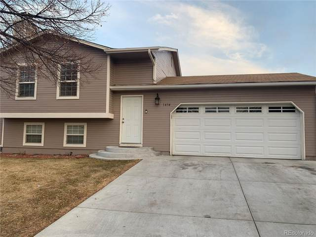 1434 S Biscay Way, Aurora, CO 80017 (#4610690) :: The Gilbert Group
