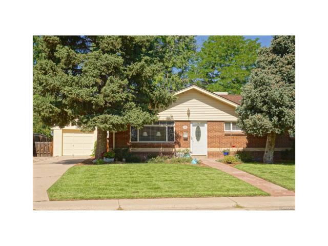 5765 S Fox Street, Littleton, CO 80120 (#4610761) :: ParkSide Realty & Management