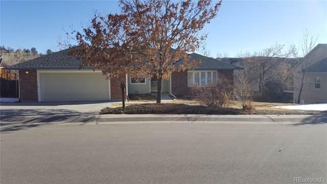 250 Dawson Drive, Castle Rock, CO 80104 (MLS #4611239) :: 8z Real Estate