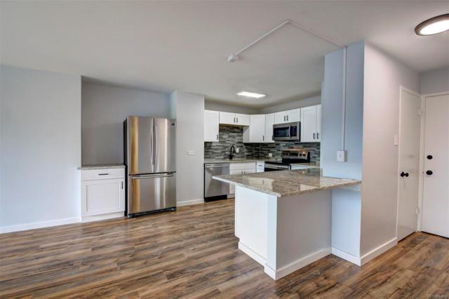 888 N Logan Street 4F, Denver, CO 80203 (MLS #4611256) :: Bliss Realty Group