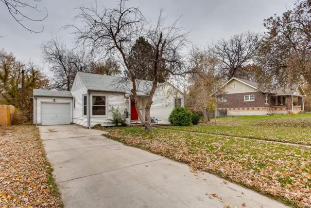 2644 S Gaylord Street, Denver, CO 80210 (#4611778) :: My Home Team