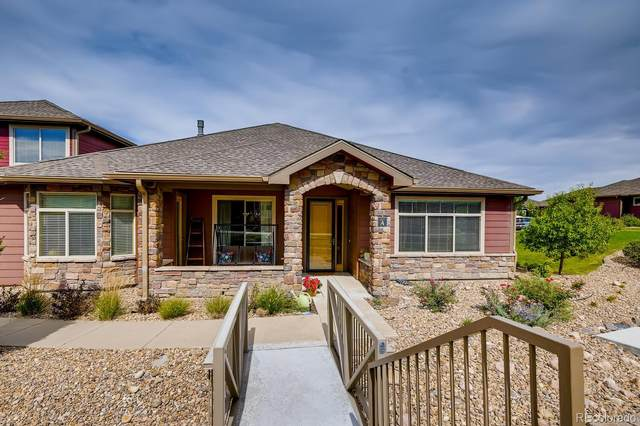 8551 Gold Peak Drive A, Highlands Ranch, CO 80130 (#4613421) :: The DeGrood Team