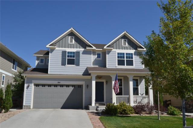 164 Maxwell Circle, Erie, CO 80516 (#4613546) :: Wisdom Real Estate