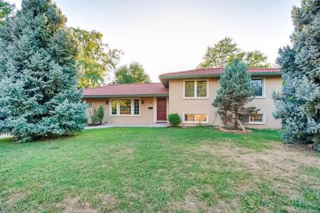 15 Holly Street, Denver, CO 80220 (MLS #4613627) :: 8z Real Estate