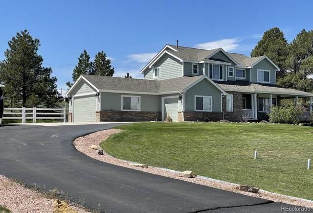 3408 Meadowlark Court, Parker, CO 80138 (#4614008) :: iHomes Colorado