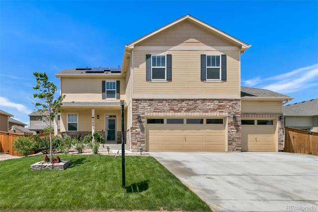 7945 E 136th Drive, Thornton, CO 80602 (MLS #4614090) :: Bliss Realty Group