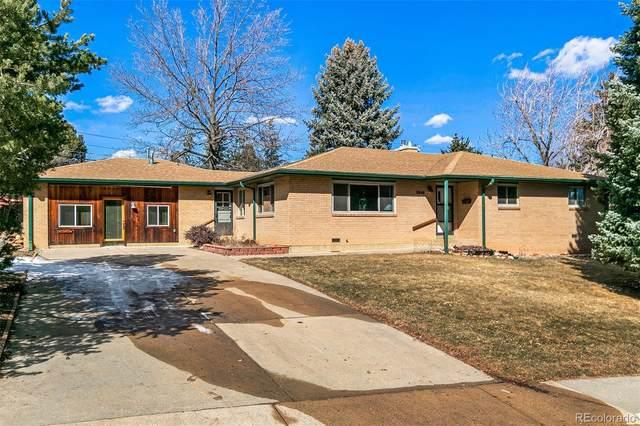 2345 Kenwood Drive, Boulder, CO 80305 (#4614180) :: The DeGrood Team