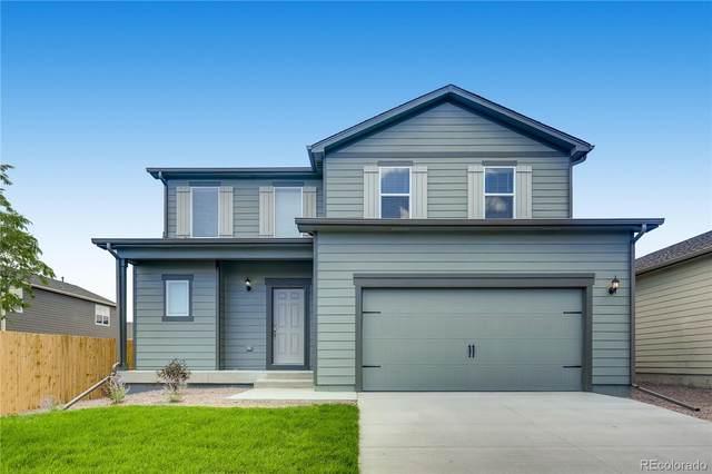 216 N Stewart Street, Keenesburg, CO 80643 (#4614476) :: Kimberly Austin Properties