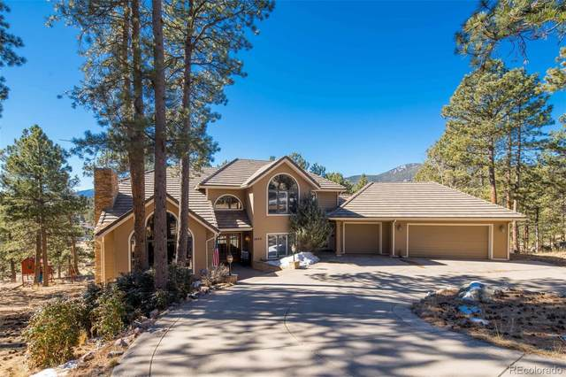 2043 Mammoth Court, Evergreen, CO 80439 (#4614657) :: Hudson Stonegate Team