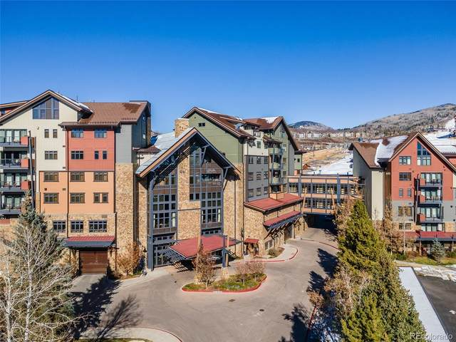2250 Apres Ski Way R613, Steamboat Springs, CO 80487 (#4614888) :: Real Estate Professionals