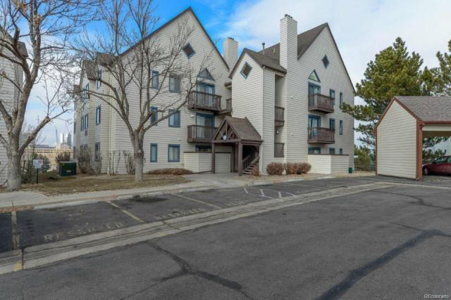 6380 S Boston Street #113, Greenwood Village, CO 80111 (#4614922) :: The City and Mountains Group