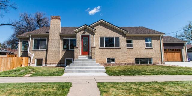 2506 Glencoe Street, Denver, CO 80207 (MLS #4614959) :: 8z Real Estate