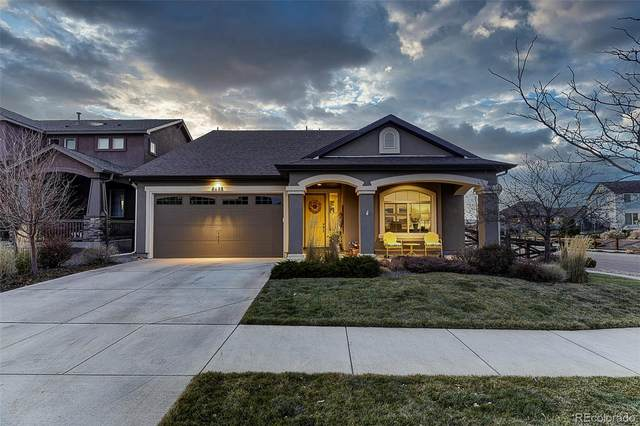 6488 Forest Thorn Court, Colorado Springs, CO 80927 (#4615072) :: The DeGrood Team