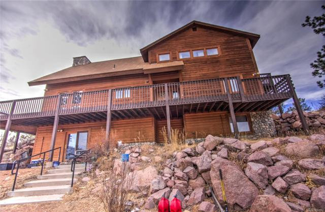 1028 County 111 Road, Florissant, CO 80816 (#4615155) :: The Pete Cook Home Group