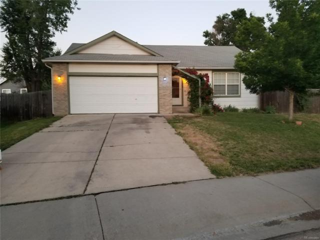 1080 Dogwood Avenue, Fort Lupton, CO 80621 (#4615397) :: The Galo Garrido Group