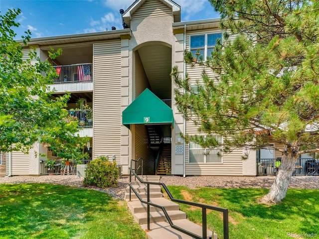 12338 W Dorado Place #206, Littleton, CO 80127 (#4615540) :: Compass Colorado Realty