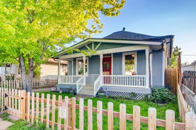 1461 Chase Street, Lakewood, CO 80214 (#4615730) :: Portenga Properties